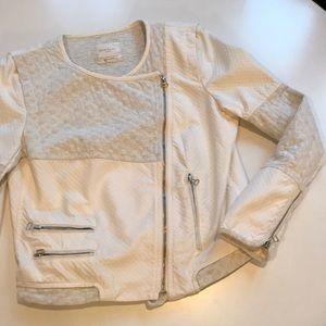 Zara off-white jacket